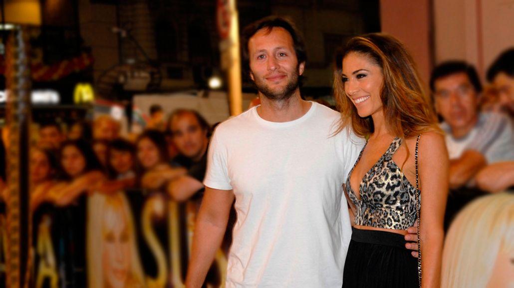 La relación a distancia entre Tomás Yankelevich y su mujer, Sofía Reca
