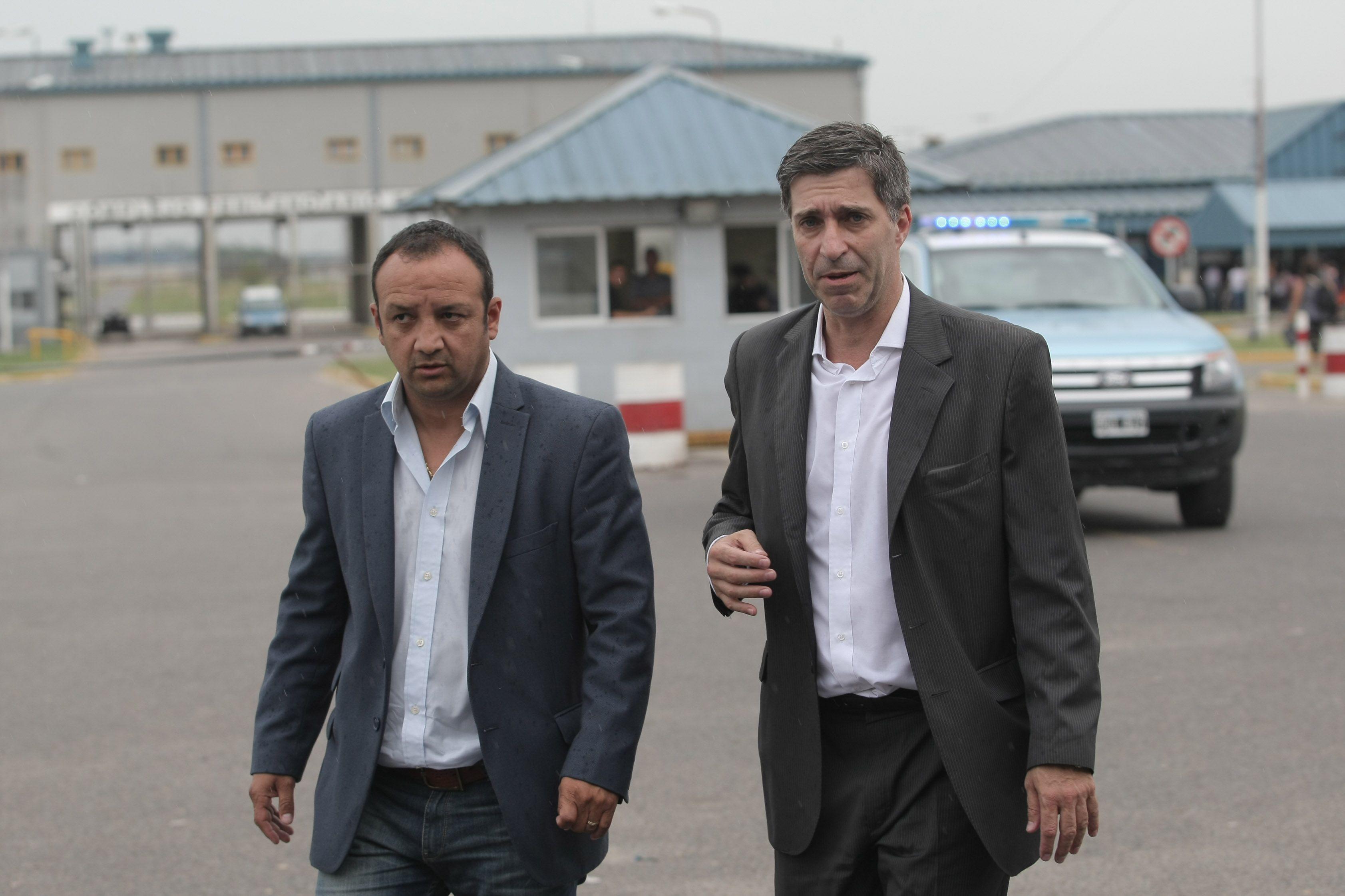 Los abogados de Lanatta dicen que va a declarar cuando esté en condiciones