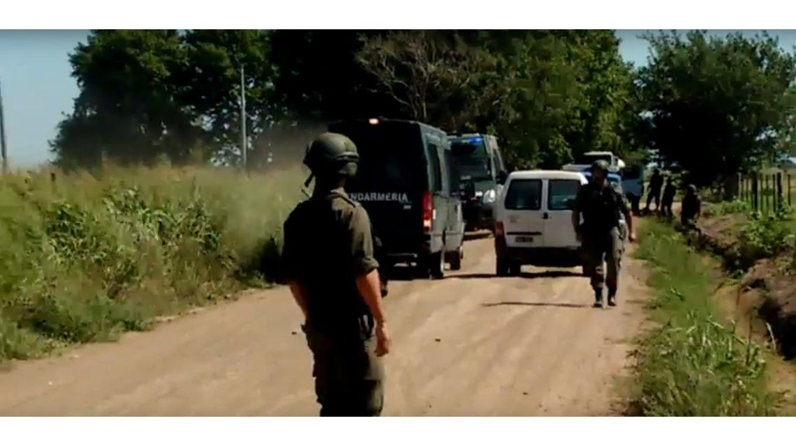 Intensa búsqueda de los prófugos en Santa Fe tras dos tiroteos