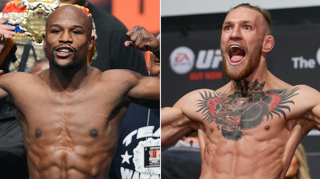 Bombazo: Mayweather anunció su regreso ante una estrella de la UFC