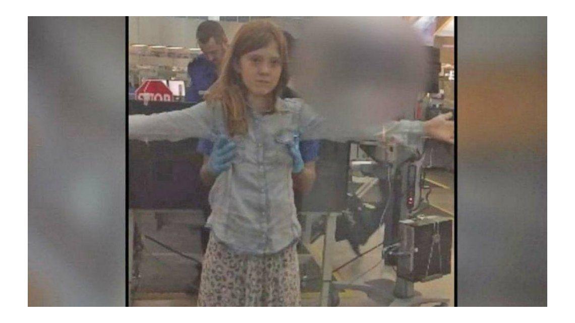 Un padre denunció que manosearon a su hija de 10 años en un aeropuerto