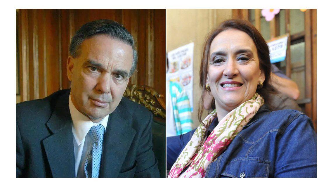 Bloque K negó que Michetti los haya consultado por despidos en el Senado