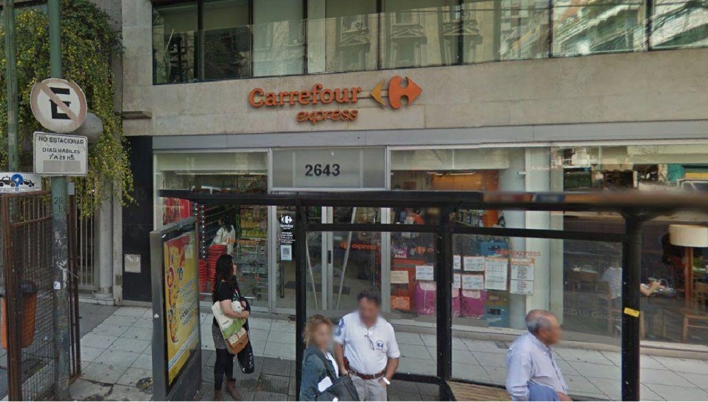 Condenan a un indigente por robar comida de un supermercado