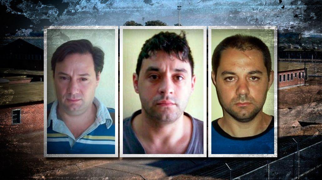 A 11 días de la triple fuga, ¿cuántas personas fueron detenidas?