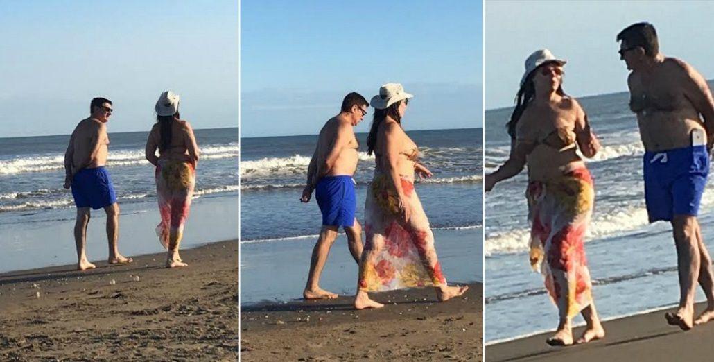 Las vacaciones secretas de Moria Casán después del escándalo en Paraguay
