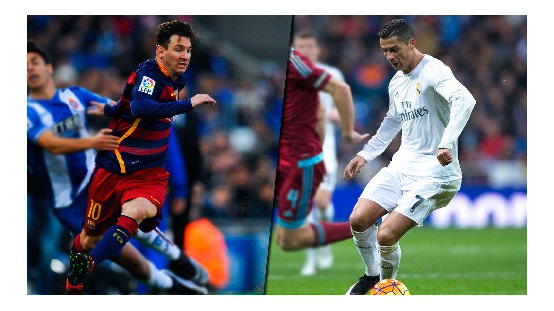 Messi vs Ronaldo: ¿quién es el favorito en Facebook?
