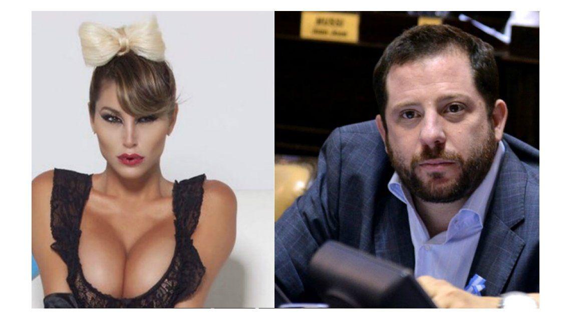 Me hace feliz y con él, me siento mujer, dijo Vicky Xipolitakis sobre José Ottavis