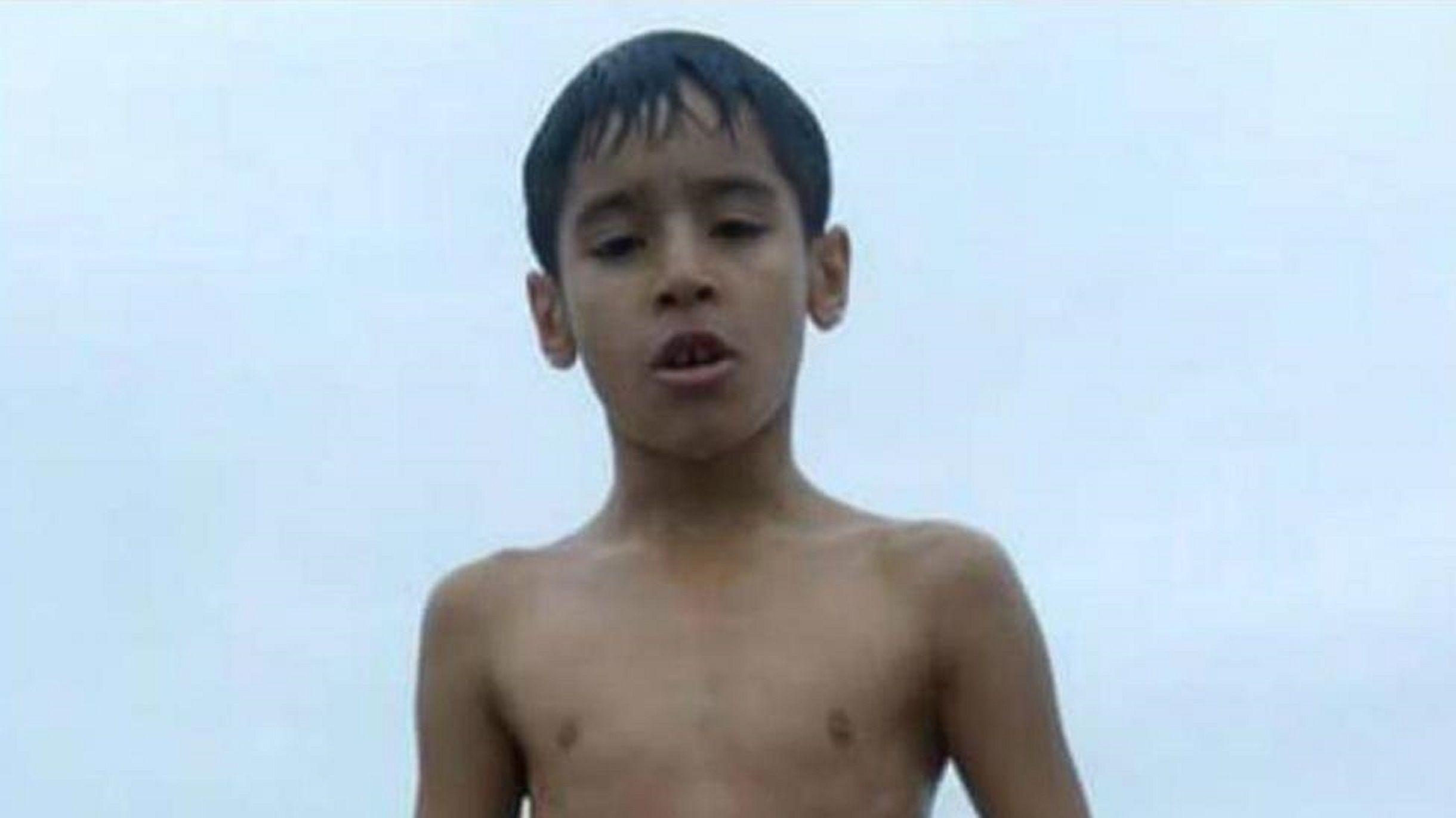Hallaron muerto a Agustín, el nene que había desaparecido en  Santa Teresita