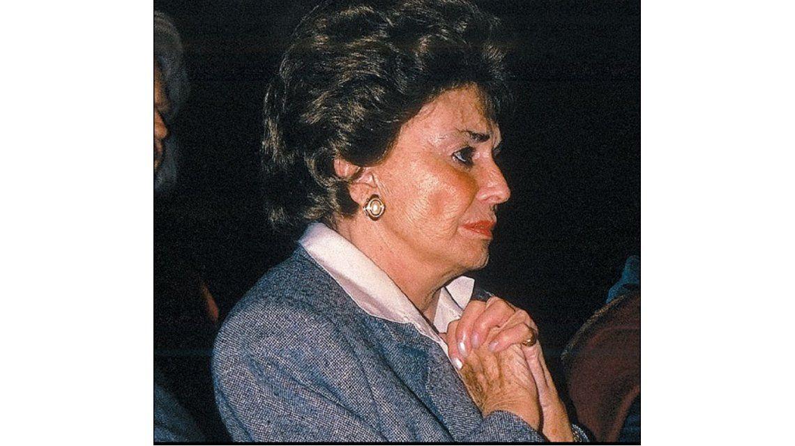 Murió la esposa de Raúl Alfonsín, María Lorenza Barreneche