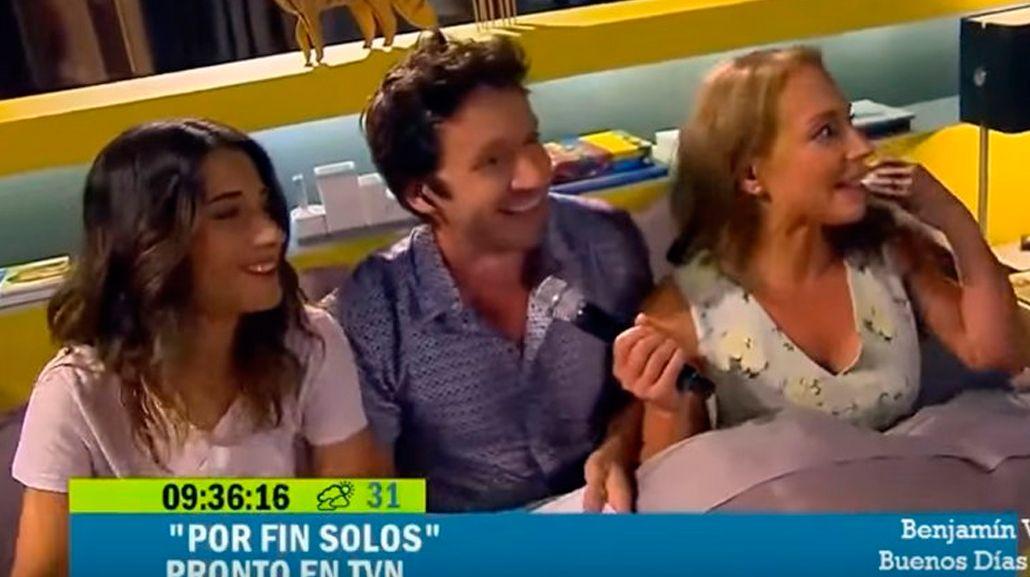 Insaciable: Benjamín Vicuña, en la cama con dos mujeres en la TV chilena