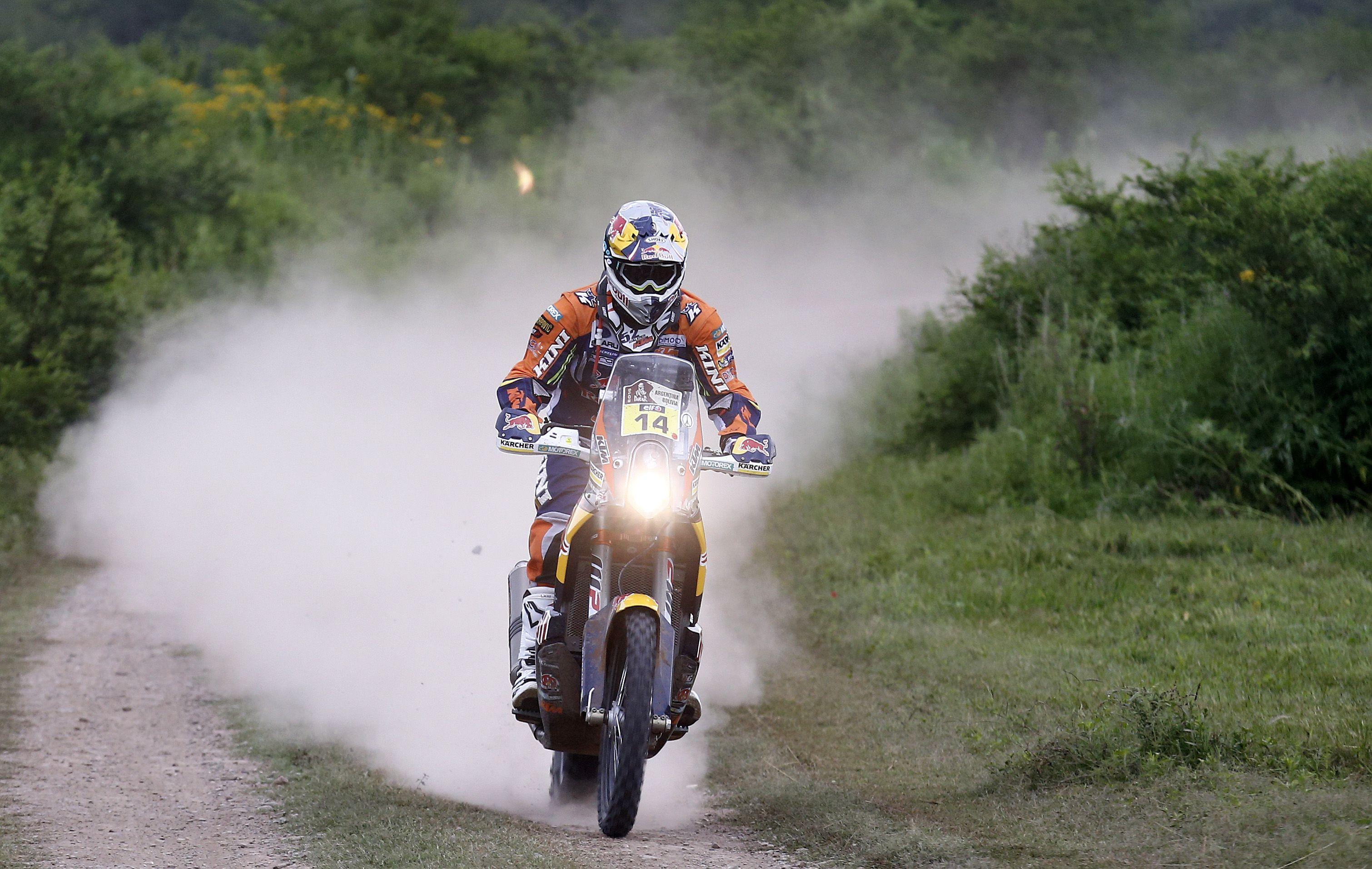 Las fotos de la etapa 3 del Dakar