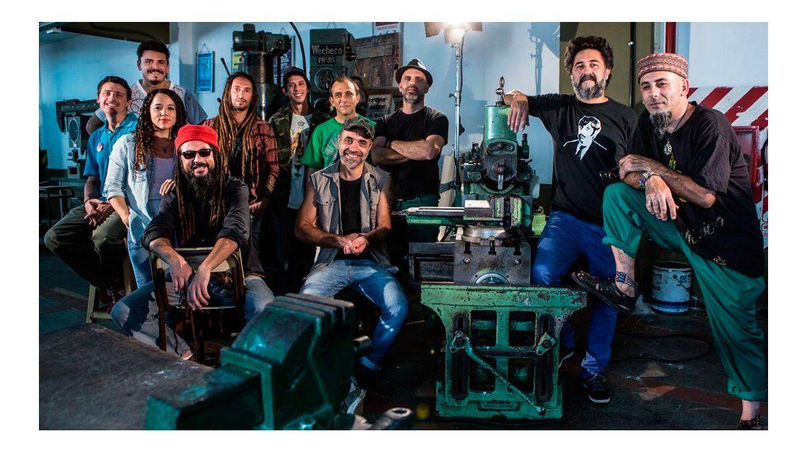 Nonpalidece, Massacre, El cuarteto de Nos y Los Tipitos, en un festival que dura tres meses