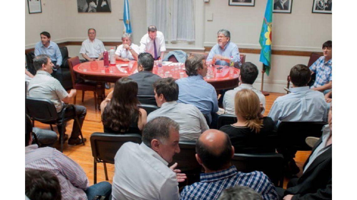 Los reclamos de los intendentes del PJ para aprobarle el Presupuesto a Vidal
