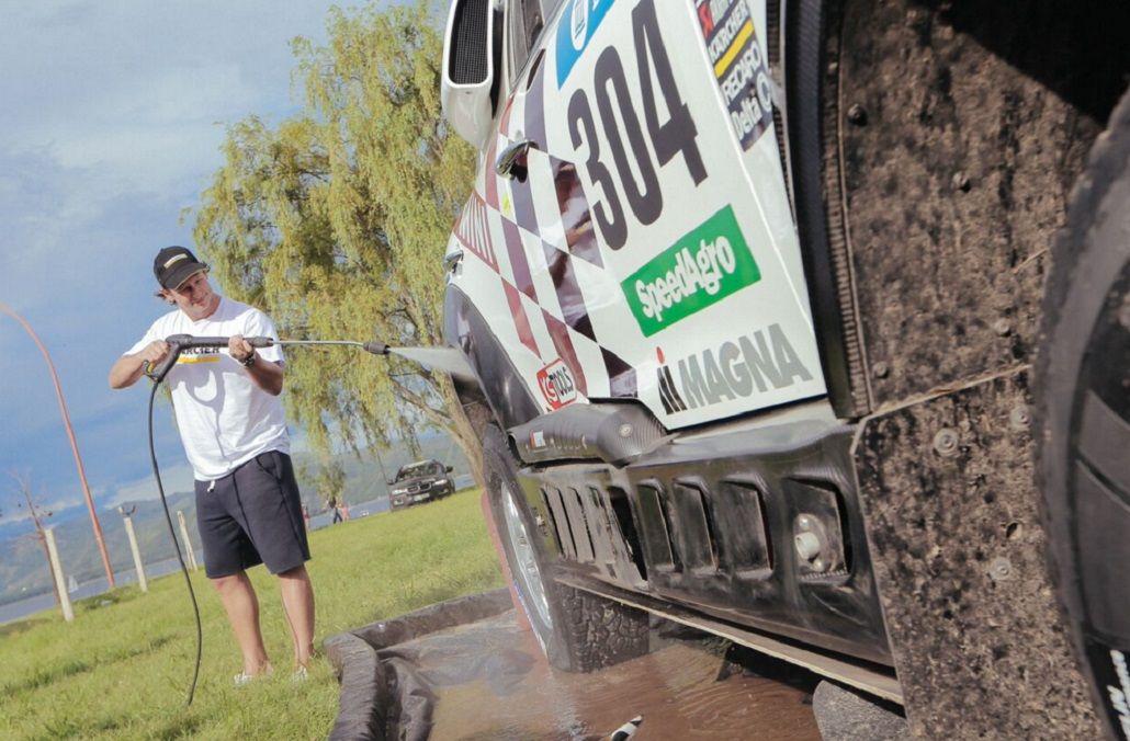 El Rally Dakar cuenta con un invitado de lujo: David Nalbandian