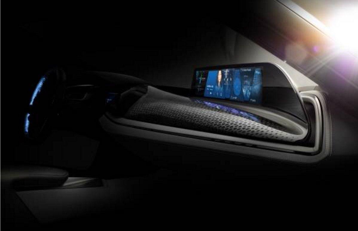 BMW presenta su nuevo sistema de control por gestos