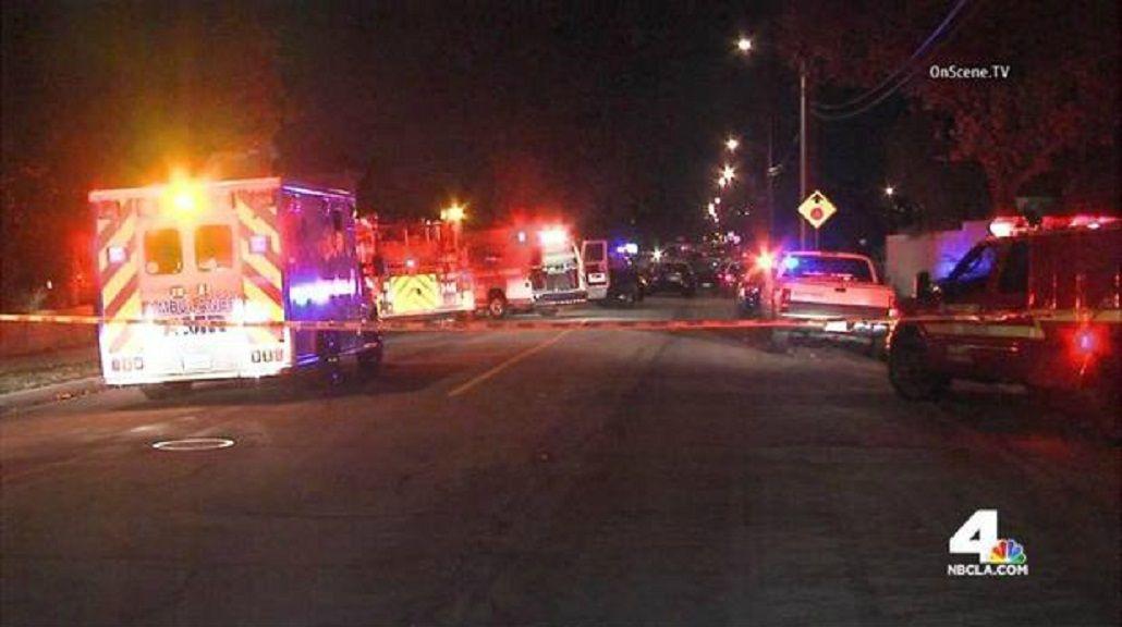 Cuatro muertos en una pelea familiar de Año Nuevo por un lavarropas