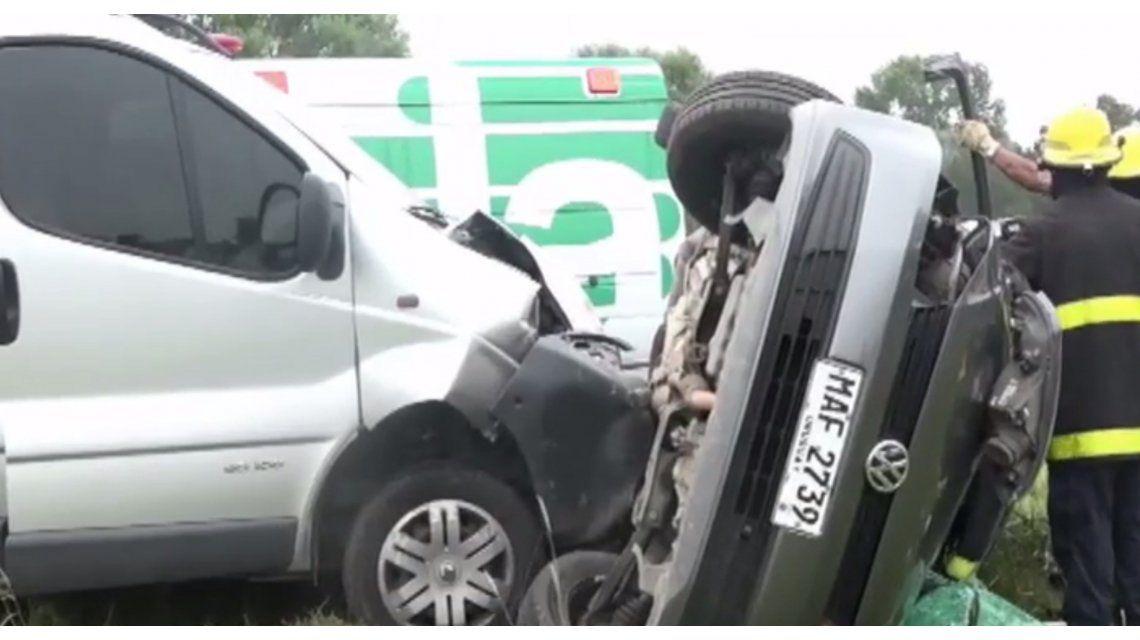 Punta del Este: un argentino chocó a un auto y mató a dos personas