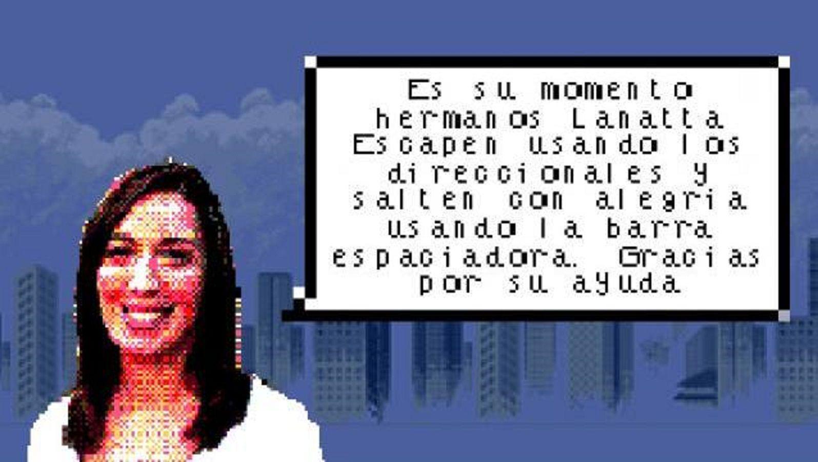 Conocé Super Lanatta Bros, el videojuego de la fuga