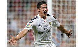 ¿El pase del año? James Rodríguez deja Real Madrid y se va a otra potencia