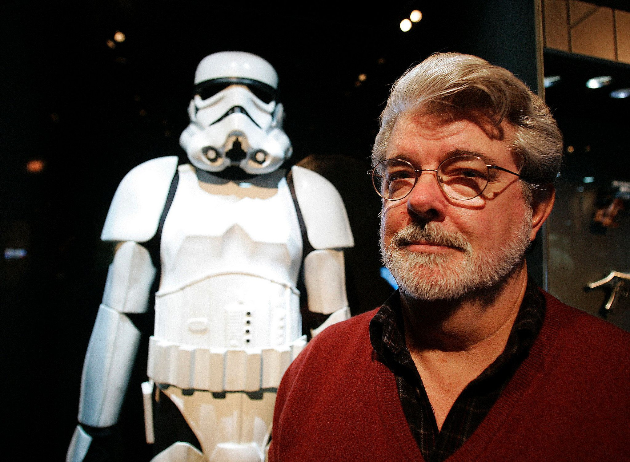 George Lucas criticó la última película de Star Wars