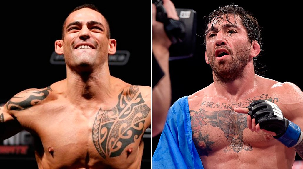 Los argentinos y la UFC: se fue un 2015 a puro crecimiento