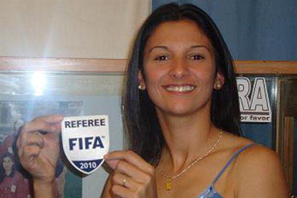 Claudia Umpiérrez será la primera jueza de Primera División en Uruguay