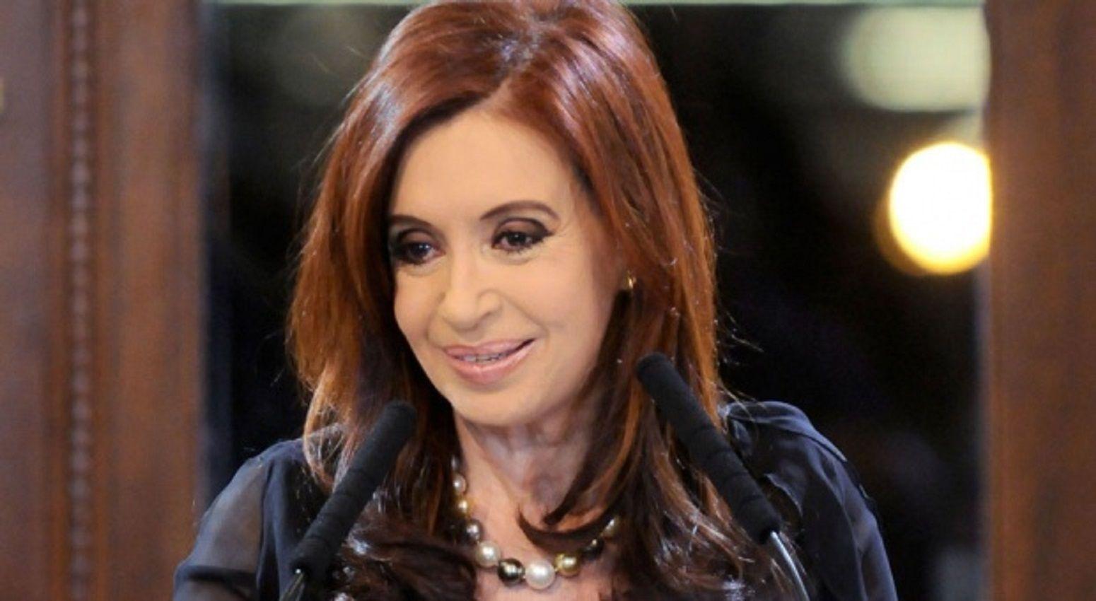 Cristina Kirchner opinó en Twitter sobre el aumento en las tarifas