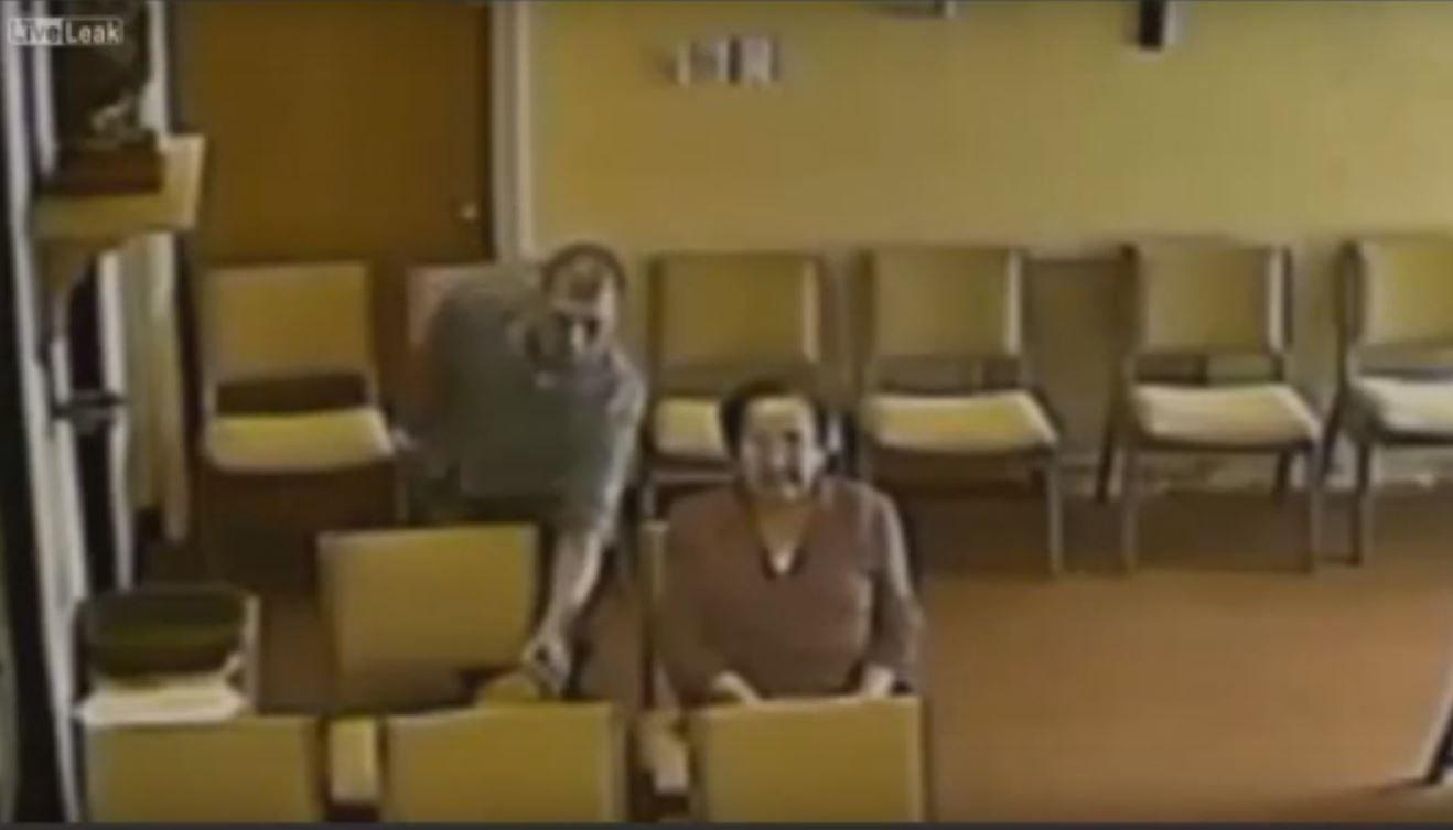 Sin códigos: le robó la cartera a una señora de 84 años en una iglesia