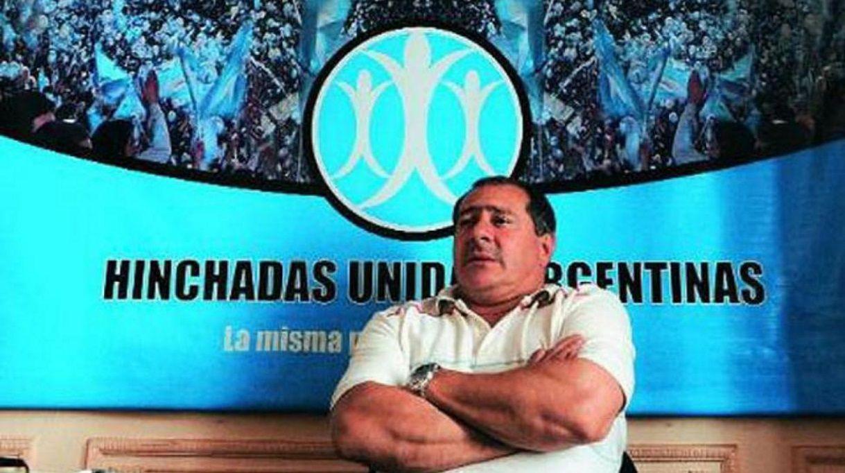 Detuvieron al jefe de Hinchadas Unidas Argentinas por la fuga del triple crimen