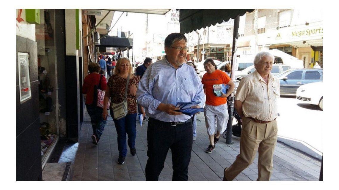 Chino Navarro cuestionó el Presupuesto: El endeudamiento tiene que ser razonable