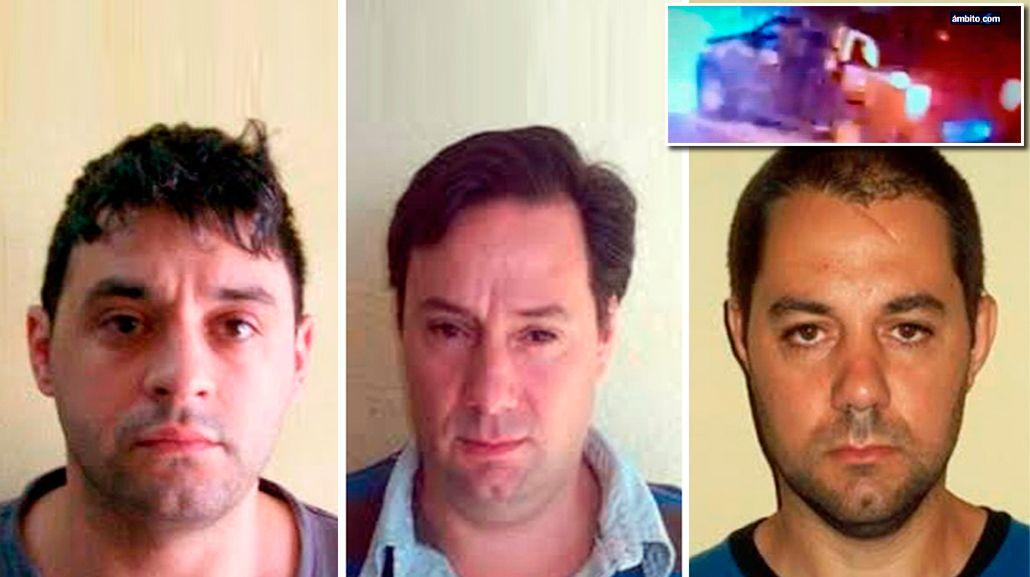 Detuvieron a un comerciante de Chascomús y a su socio acusados de alojar a los tres prófugos