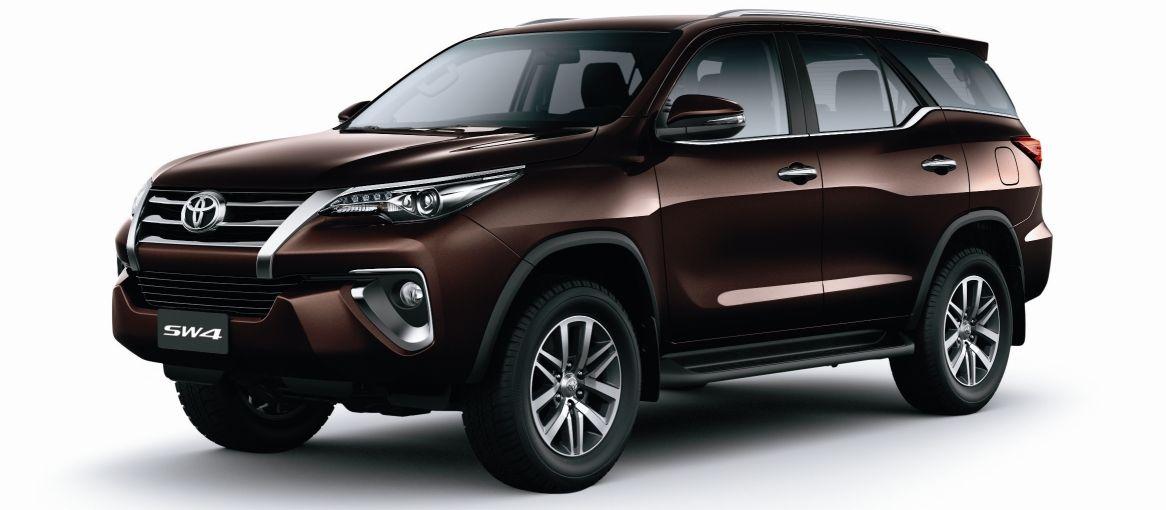 Toyota presentó la totalmente renovada SW4