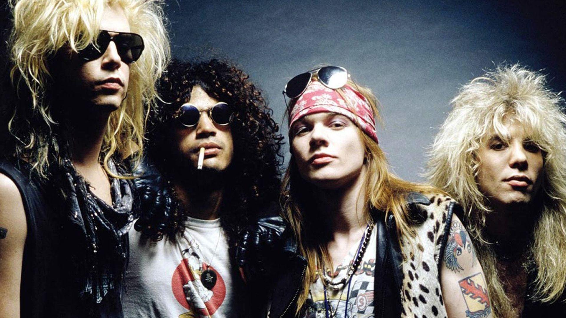 Confirmado: vuelven los Guns n Roses con su formación clásica