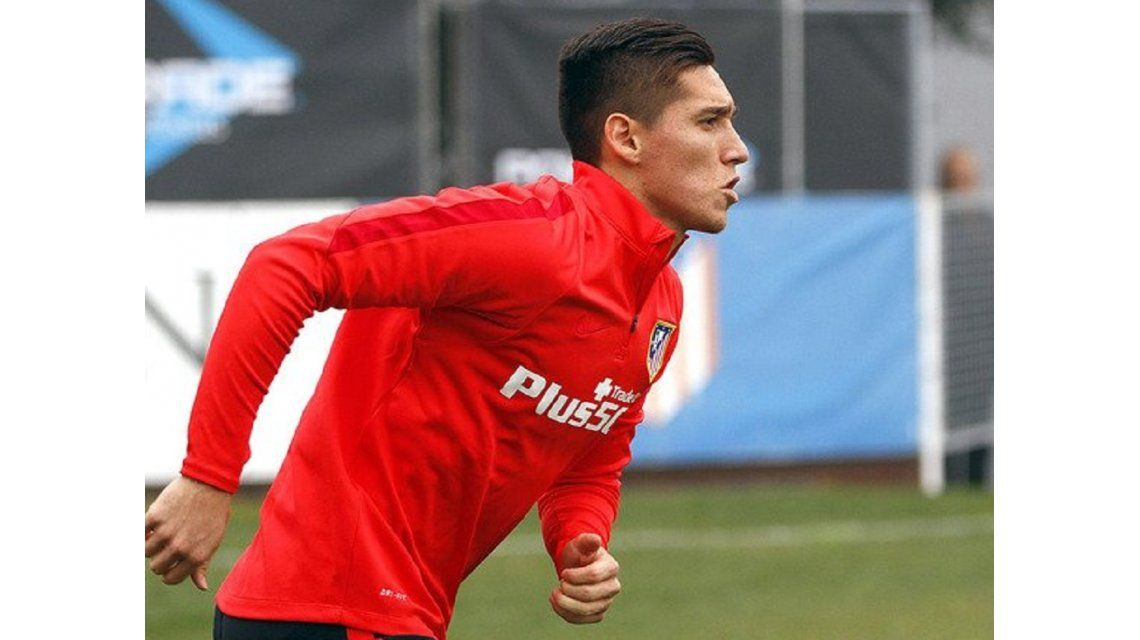 Kranevitter jugará a préstamo en el Sevilla de Jorge Sampaoli