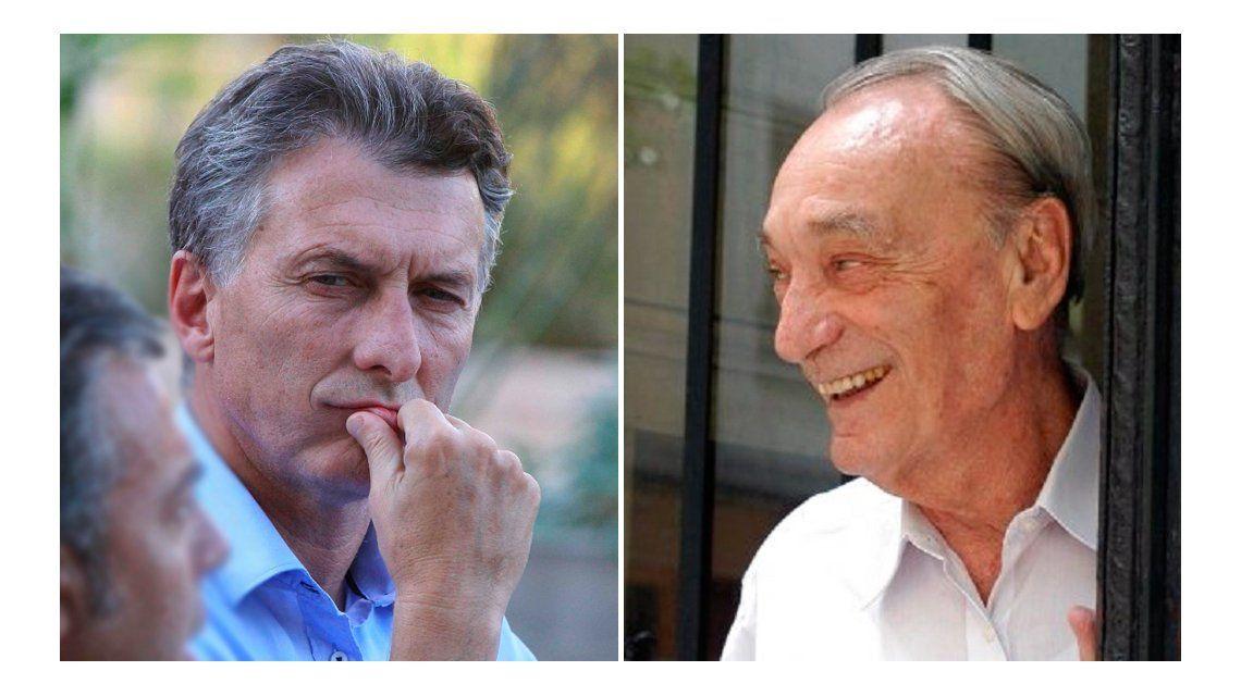 La palabra de Mauricio Macri por la muerte de Antonio Carrizo