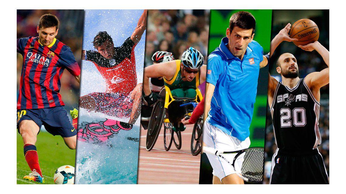 ¿Qué deporte tendrías que practicar según tu personalidad?