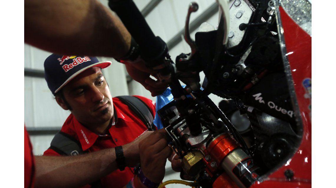 La previa del Rally Dakar en fotos