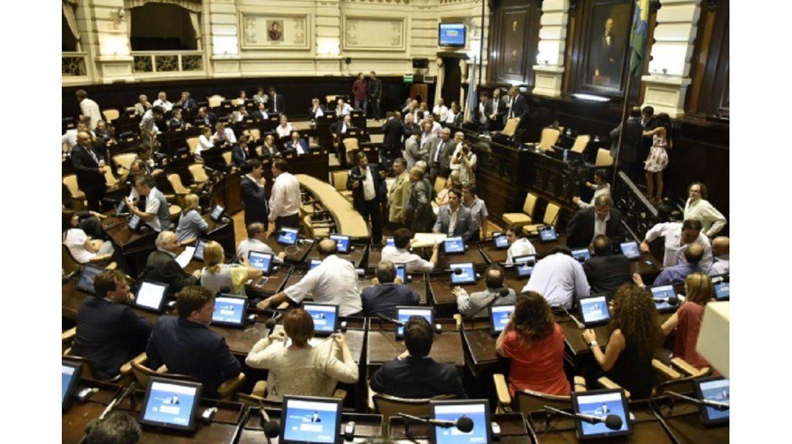 Se cayó la sesión en Diputados para tratar el presupuesto de la Provincia