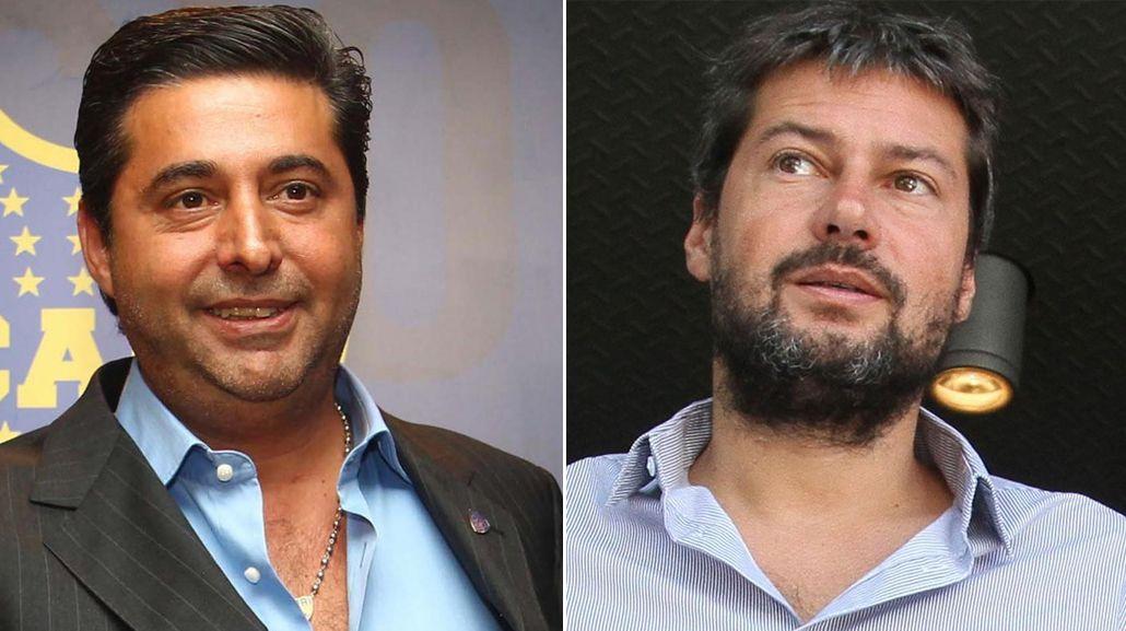 Se renueva la AFA: Angelici será secretario general y Lammens, tesorero