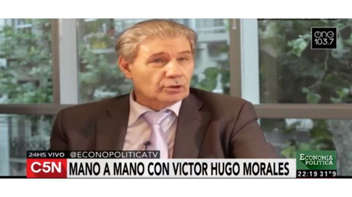 Víctor Hugo analizó en Economía Política las primeras semanas del nuevo Gobierno