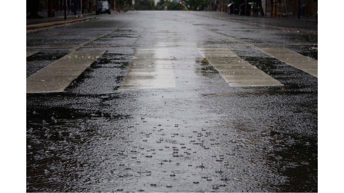 Domingo nublado y con probabilidad de lluvias en la Ciudad y alrededores