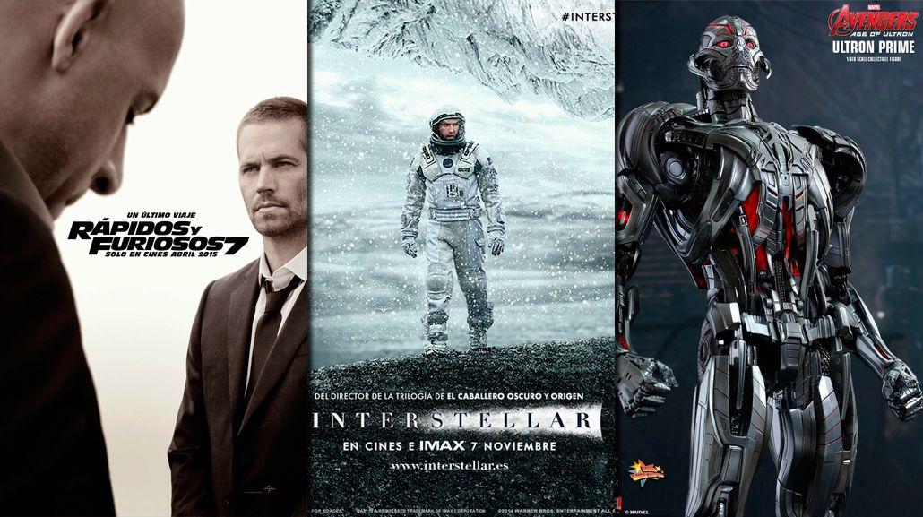 Mirá cuáles fueron las películas más pirateadas del año