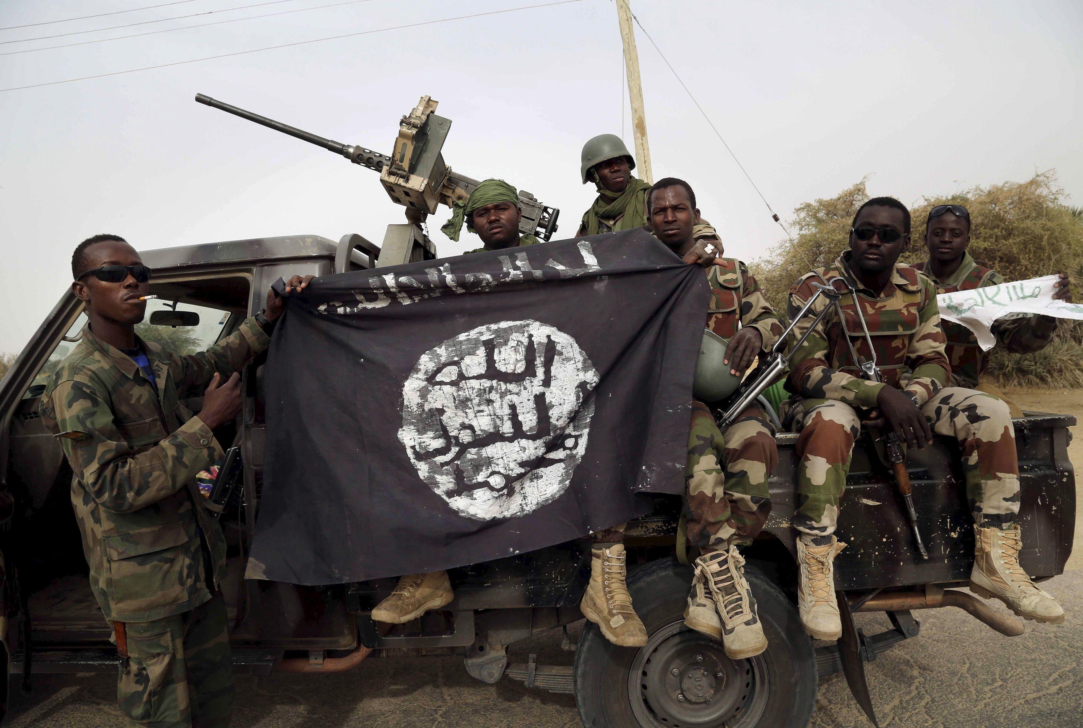 Ataque terrorista: 13 personas murieron y otras ocho fueron secuestradas