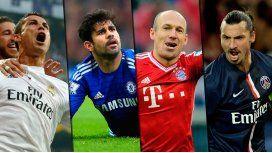 ¿Quién es el jugador de fútbol más odiado del mundo?