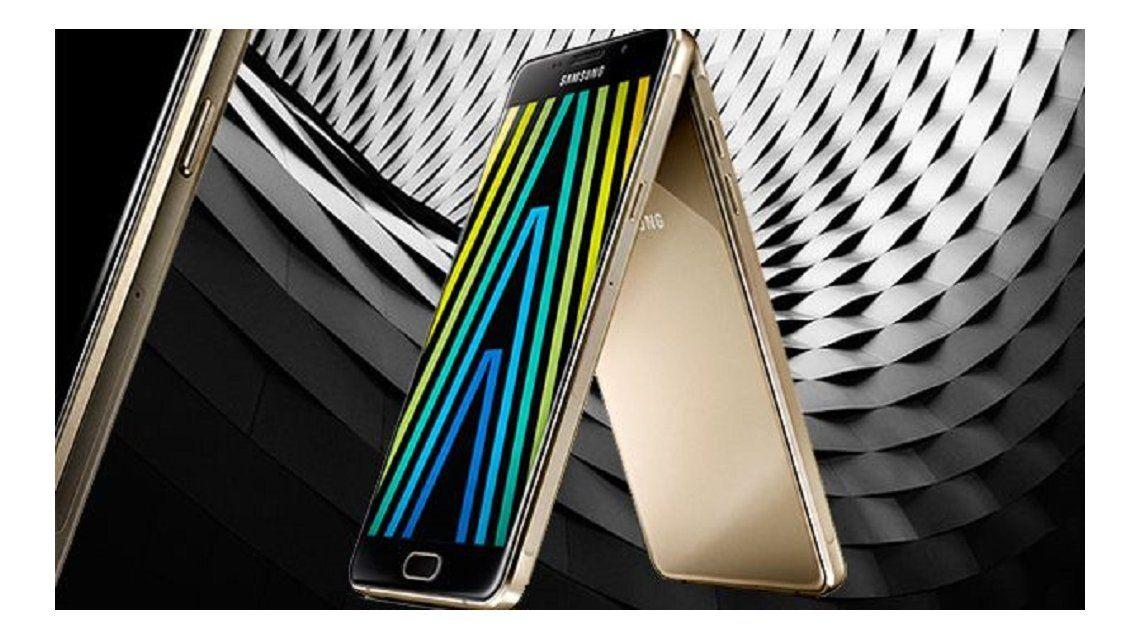 Samsung presenta los nuevos Galaxy A7, A5 y A3: todas las novedades