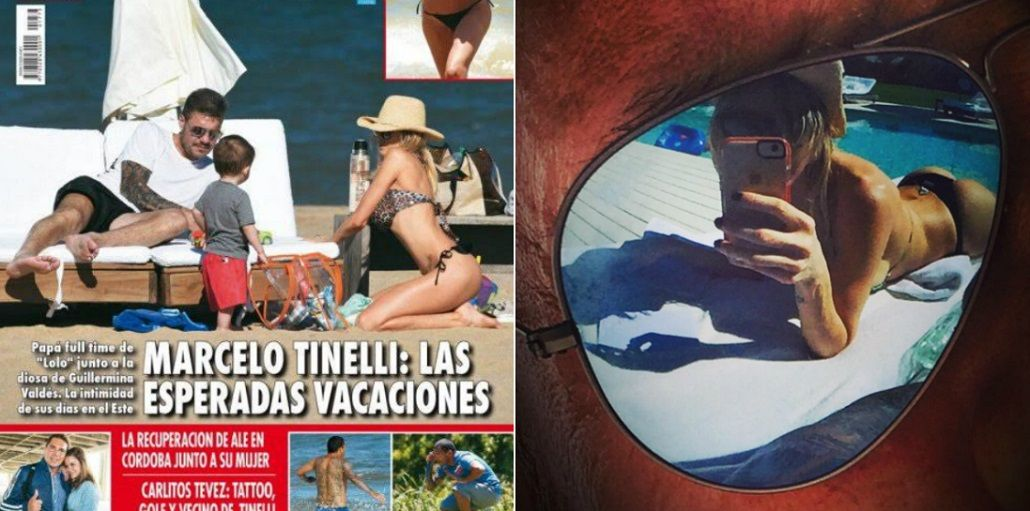 Los días de Marcelo Tinelli en Punta del Este con su familia ¡y lomazo de Guillermina Valdes!