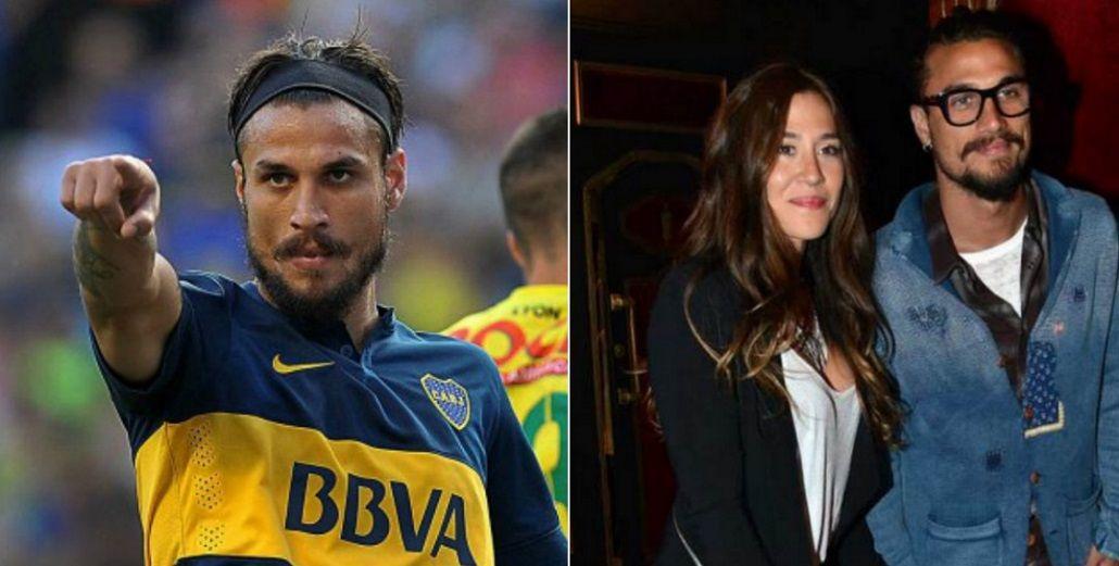 Daniel Osvaldo, contra la prensa argentina ¿y un palito para Jimena Barón?