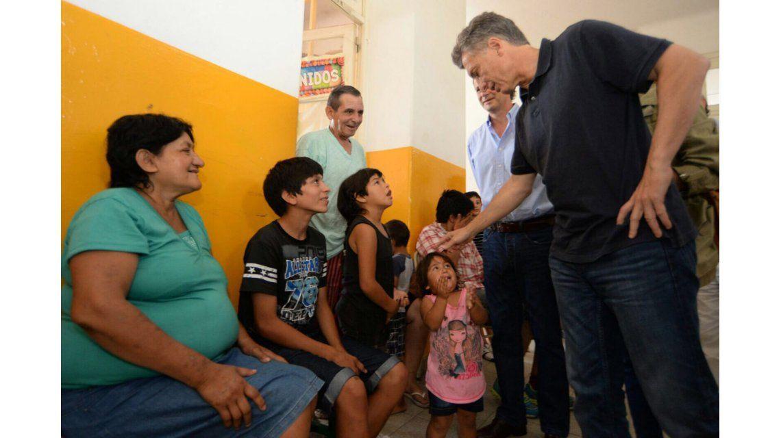 Macri sigue en la Patagonia y retomará la actividad pública el lunes próximo