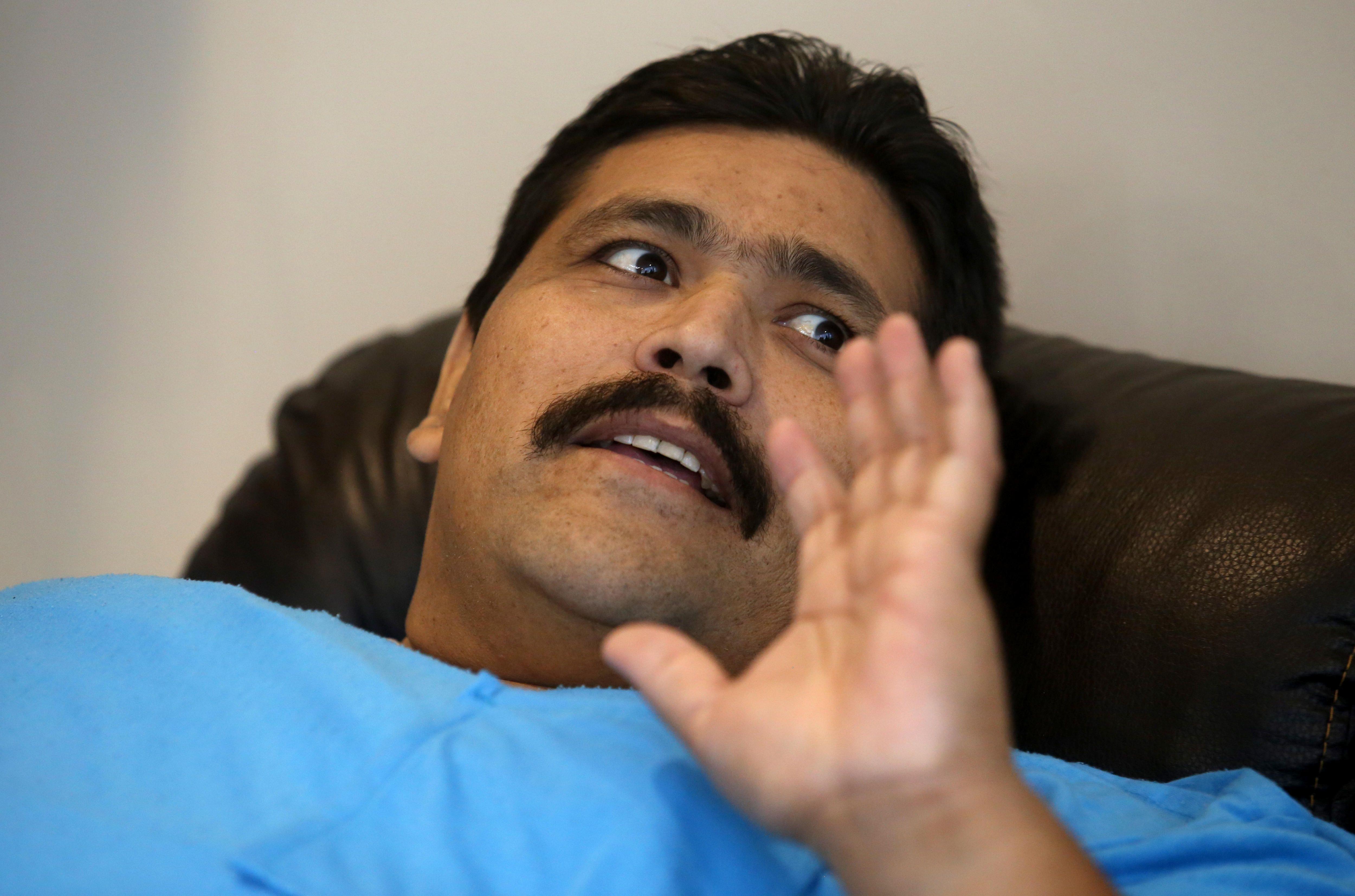 Murió el hombre más gordo del mundo: pesaba 323 kilos