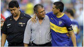 Borghi quiere que Riquelme vuelva al fútbol en un equipo de Ecuador